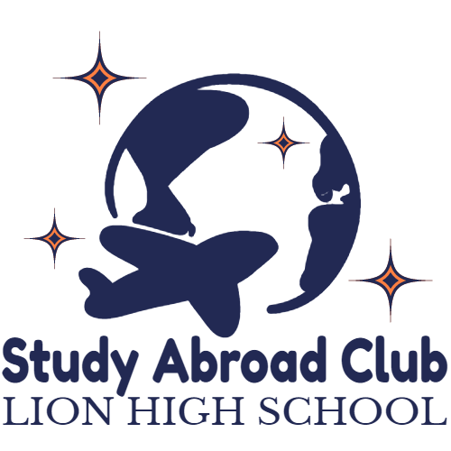 study abroad club lion high school