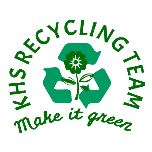 khs recycling team make it green