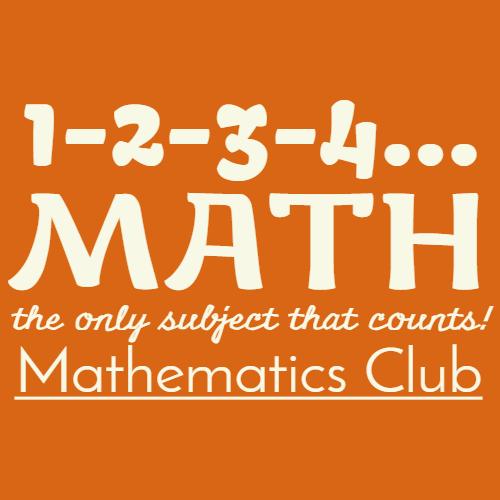 1-2-3-4 math mathematics club