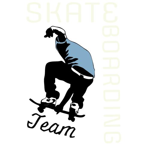skate boarding team