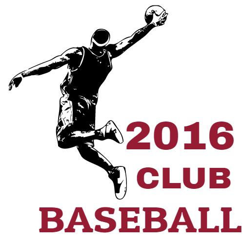 2016 club baseball