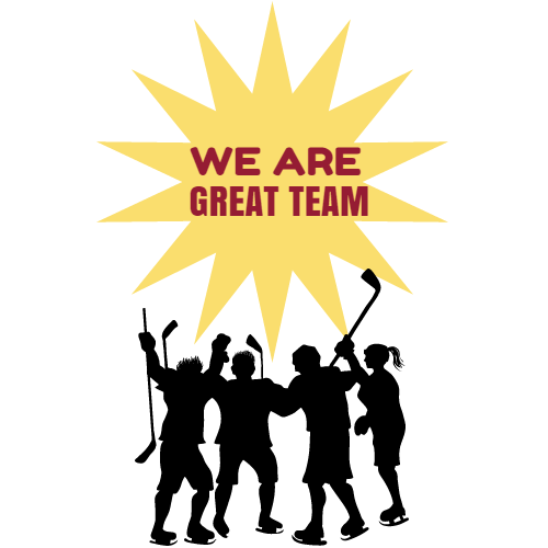 we are great team