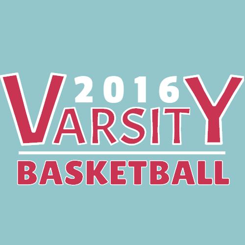 2016 varsity basketball