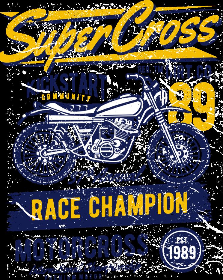 Race champion